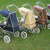 Australian made - pre 1985 vintage prams and strollers : 16 galleries with 376 photos