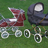 Prams and Strollers - Through the years : 2 galleries with 34 photos
